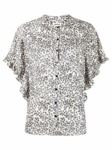 Zadig & Voltaire Hortensia blouse - NEUTRALS