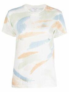Collina Strada x Charlie Engman 344 brushstroke T-shirt - NEUTRALS