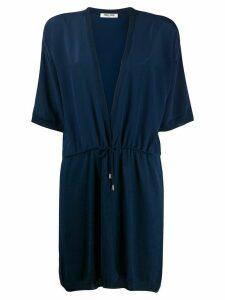 Max & Moi cardigan coat - Blue