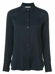 Vince classic collar shirt - Black