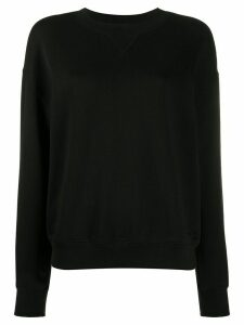 FILIPPA-K Soft Sport dropped shoulder sweatshirt - Black