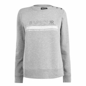 Barbour International Rally Crew Sweater