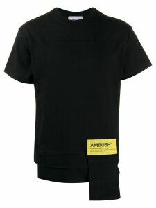 Ambush logo patch T-shirt - Black