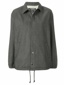 Undercover x Cindy Sherman oversized denim jacket - Black