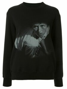 Undercover x Cindy Sherman printed sweatshirt - Black