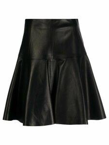 Drome high-waisted A-line skirt - Black