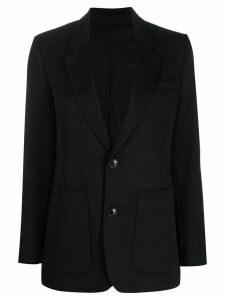 Ami Paris two button tailored jacket - Black