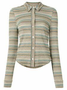 Stine Goya Jana striped shirt - Multicolour