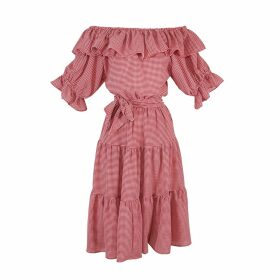 Joe Noe - Stevie Blouse - High Neck - Wildflower Print