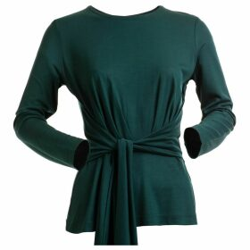 AVANI Apparel - Top Gardenia Dark Green