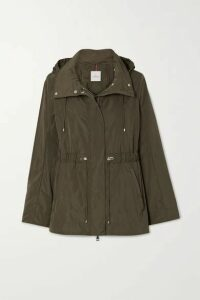 Moncler - Hooded Shell Parka - Army green