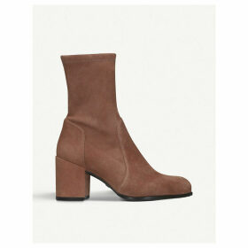 Tieland 65 suede ankle boots