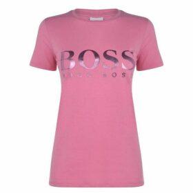 Boss Foil Logo T Shirt