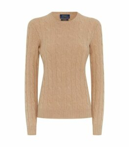 Julianna Cable-Knit Sweater