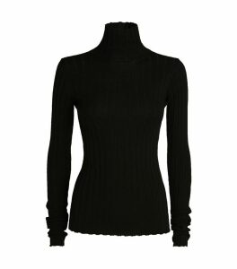 Karen Ribbed Wool Sweater