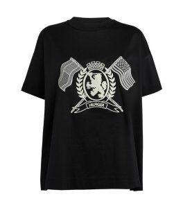 Crest Boyfriend T-Shirt
