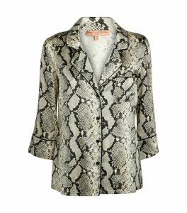 Python Print Pyjama Top