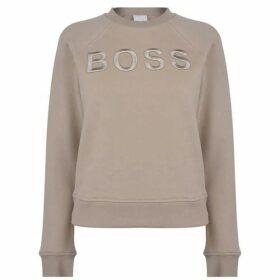 Boss Teleanor Logo Sweater