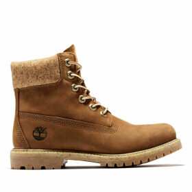 Timberland 6 Inch Premium Boot For Women In Brown Brown, Size 9