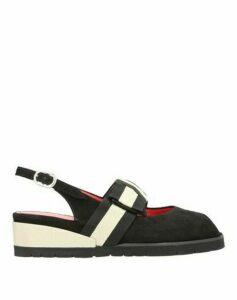 PAS DE ROUGE FOOTWEAR Sandals Women on YOOX.COM