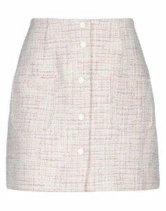 SANDRO SKIRTS Mini skirts Women on YOOX.COM