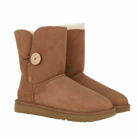 UGG Boots & Booties - W Bailey Button II Chestnut - cognac - Boots & Booties for ladies