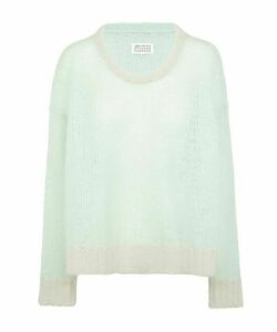Oversized Mohair Jumper