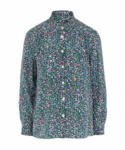 Sutton Floral Silk Shirt