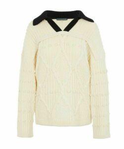 Aran Henley Knit