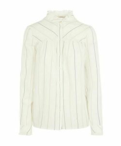 Audran High-Collar Shirt