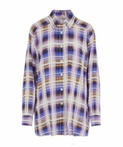 Oma Static Tv Check Shirt