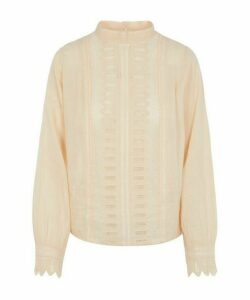 Volga Embroidered Blouse
