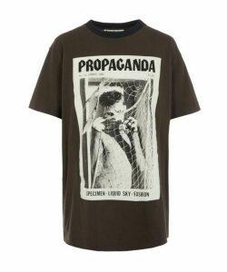 Erice Propaganda Print T-Shirt