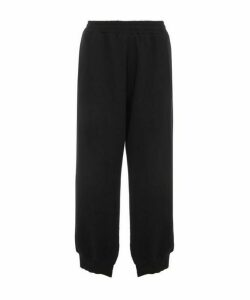 Slit Leg Sweat Trousers