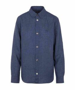 Gina Linen Shirt