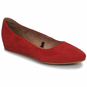 Tamaris  -  women's Shoes (Pumps / Ballerinas) in Red