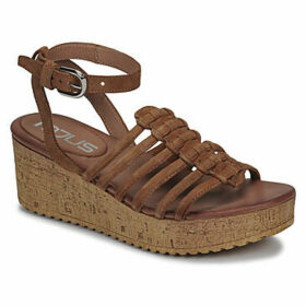 Mjus  RESCUE  women's Sandals in Brown