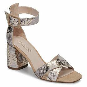 Fericelli  JEZI  women's Sandals in Silver