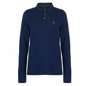 Luke Sport Sport Mead Long Sleve Polo