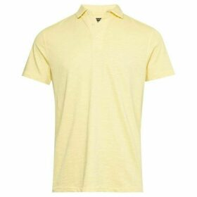 French Connection Multi Slub Polo