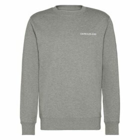 Calvin Klein Jeans Institutional Back Logo Sweatshirt