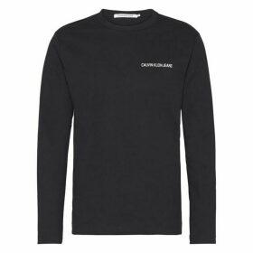 Calvin Klein Jeans Institutional Back Logo T Shirt
