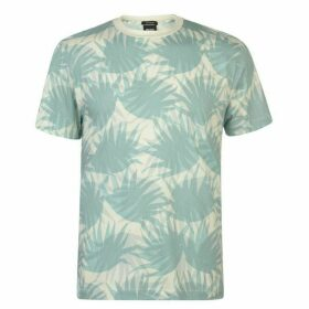 Boss TLight Print T Shirt