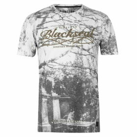 Firetrap Blackseal Tombstone T Shirt