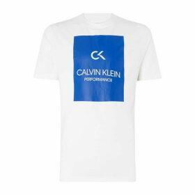 Calvin Klein Performance Billboard T Shirt