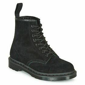 Dr Martens  1460 MONO SOFT BUCK  women's Mid Boots in Black