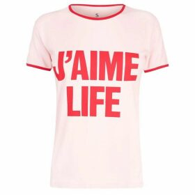 Swallows and Daggers J'aime Life T Shirt