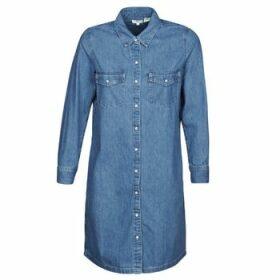 Levis  SELMA DRESS  women's Dress in Blue