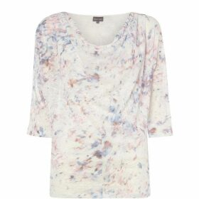 Phase Eight Avalon Blurred Print Top
