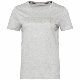 Tommy Hilfiger Tommy Embossed Short Sleeve Tee